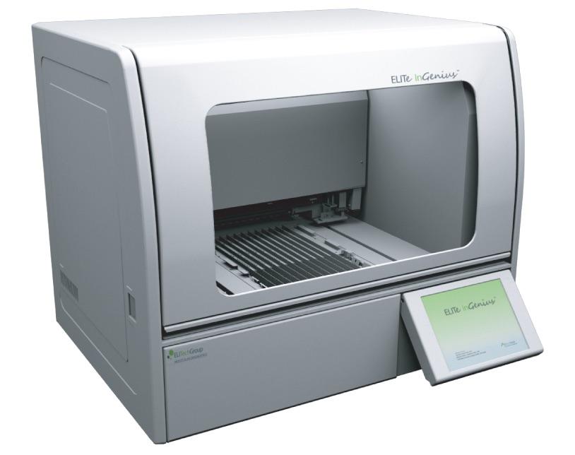 PCR: Resultados en tres horas en Laboratorios Gornitz