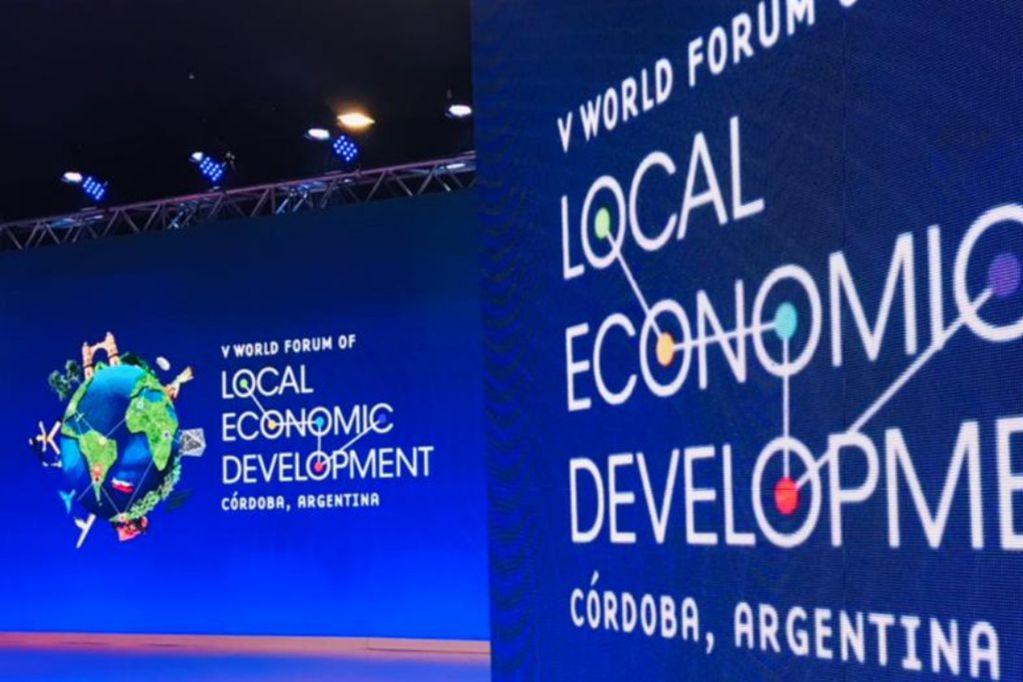 El V Foro Mundial de Desarrollo Económico Local llega a Córdoba