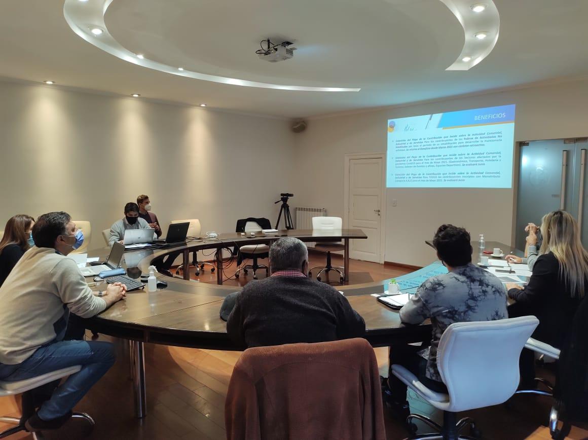 El municipio propone eximición de tasas y contribuciones al comercio