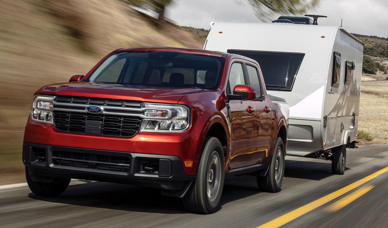 Ford Maverick: así es la camioneta que competirá con Fiat Toro