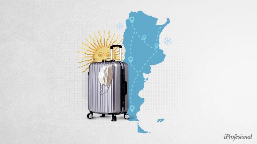 Precios y requisitos para viajar a los principales destinos del país en vacaciones de invierno
