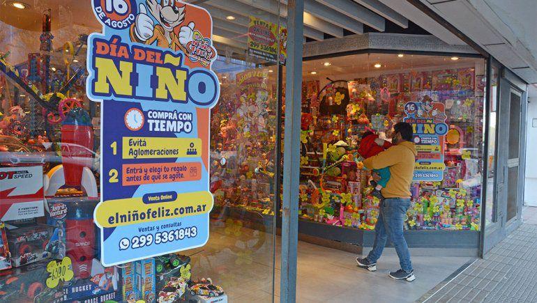 Córdoba: las ventas por el Día del Niño crecieron 6,4%