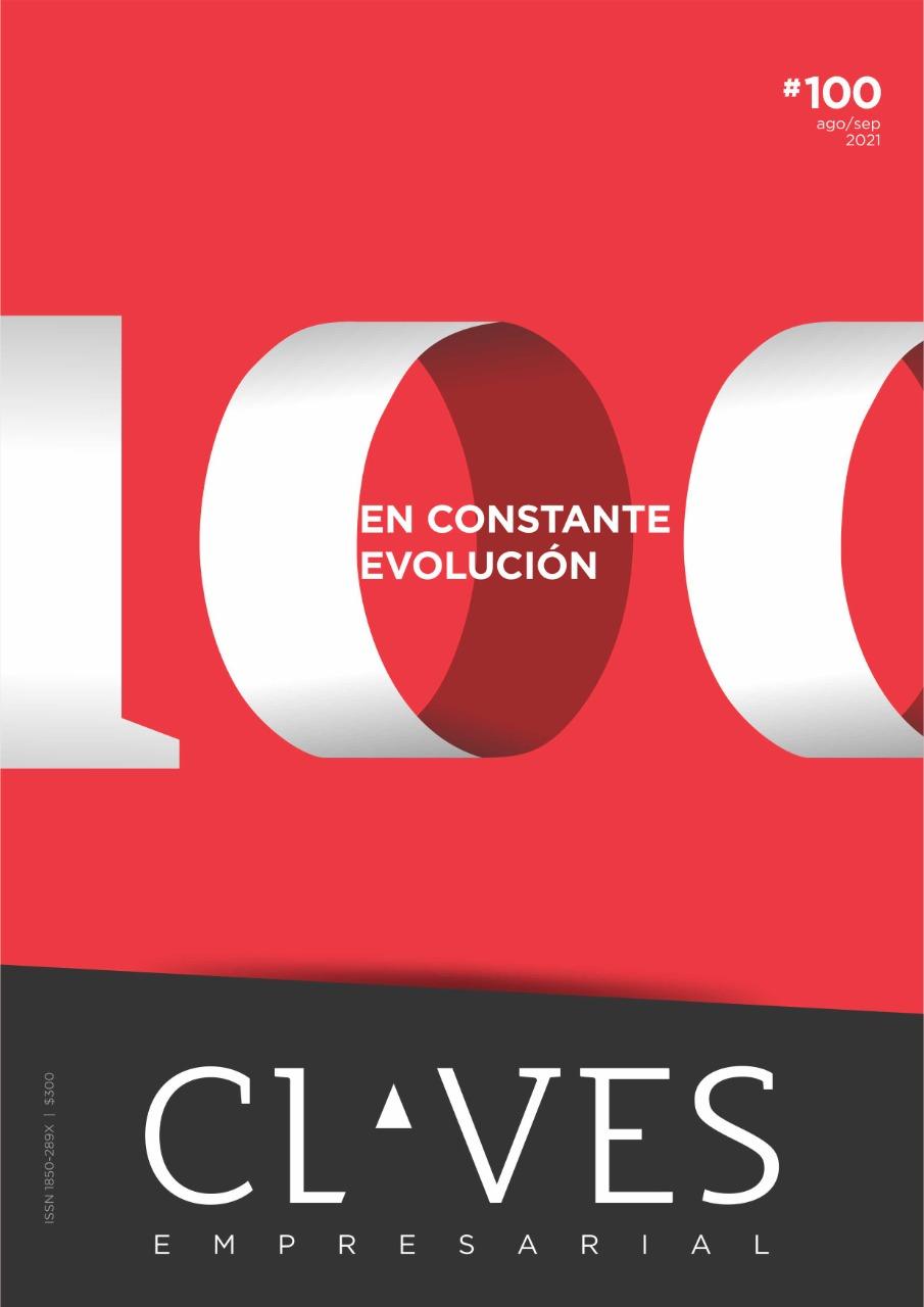Ya está en la calle el número 100 de revista Claves