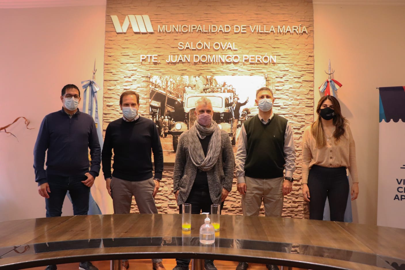 Villa María se proyecta como  plaza principal para espectáculos nacionales e internacionales