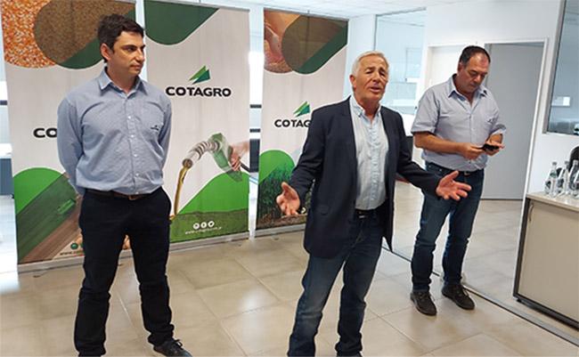 COTAGRO invierte U$S 3.500.000 en Río Cuarto