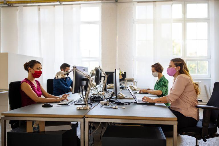 10 desafíos para la vuelta a las oficinas en la nueva normalidad