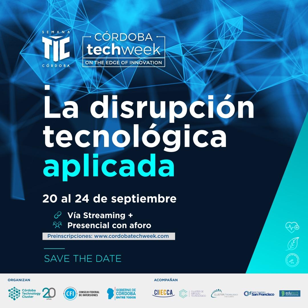 El evento sobre tecnología más importante de la provincia