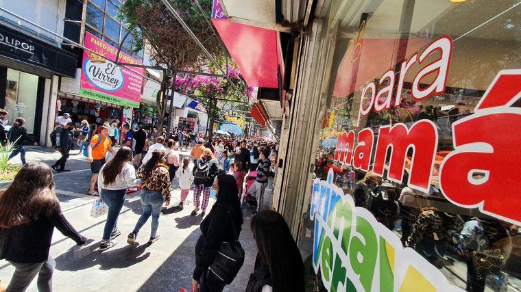 Día de la Madre en Córdoba: las ventas aumentaron 10,7%