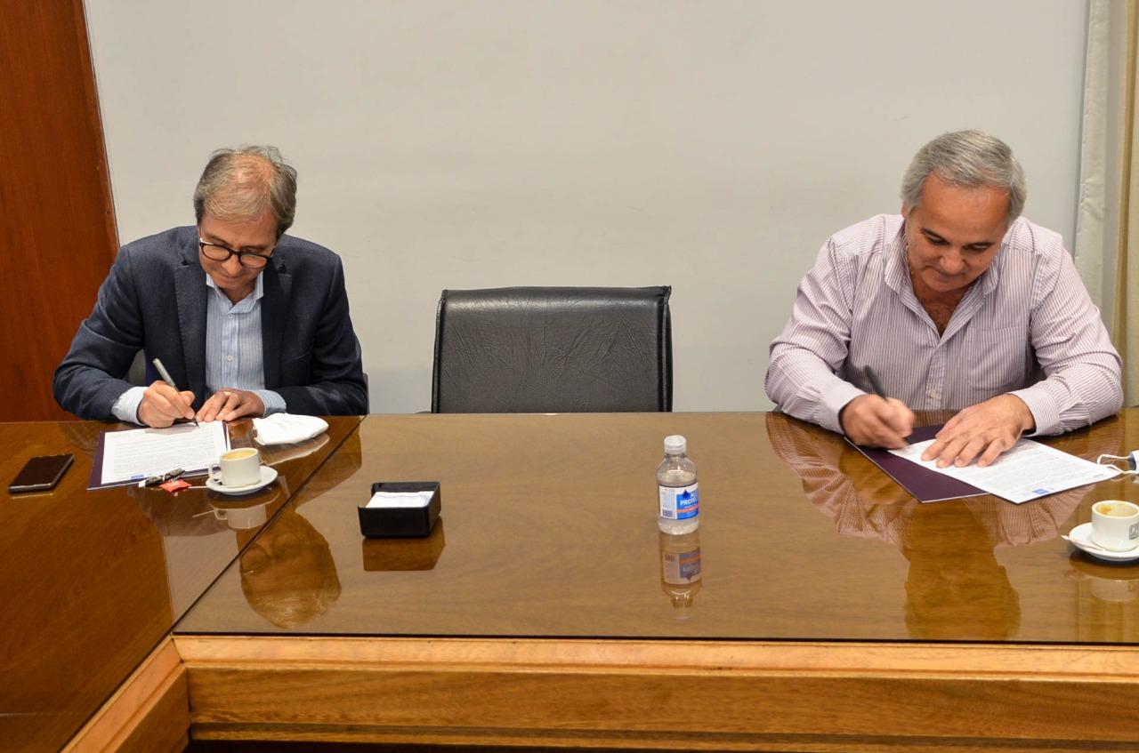El CPCE firma convenio de colaboración con la Universidad Nacional de Córdoba