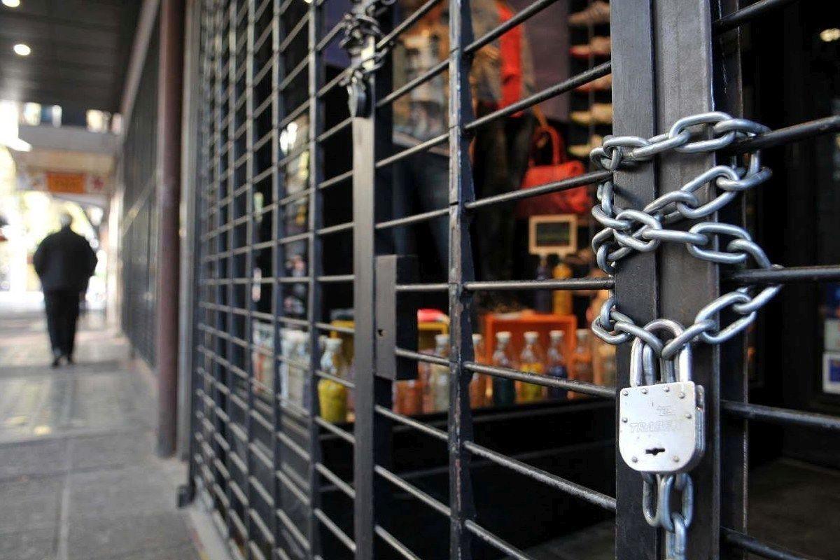 Mas de 2.500 empresas cerraron en la Provincia por efectos de la pandemia