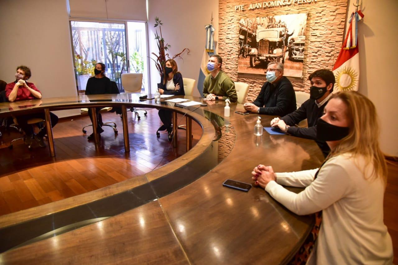 Municipio entregó subsidios por más de 2 millones de pesos al sector gastronómico