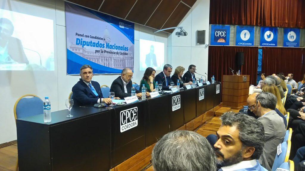 CPCE: Llega el panel de candidatos a diputados nacionales