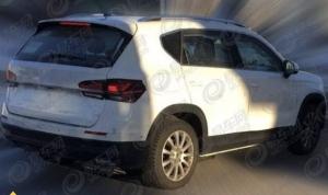 Así será el nuevo Volkswagen Tarek que se fabricará en la Argentina