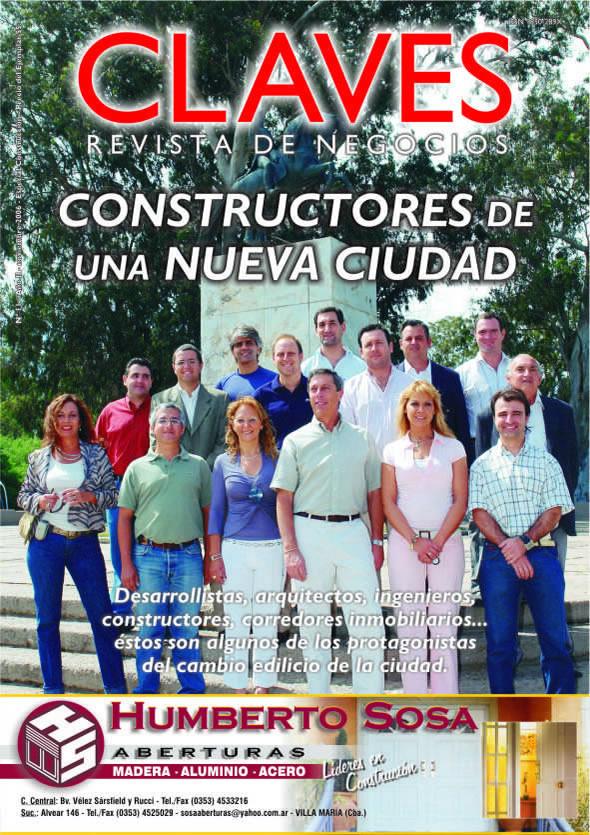Constructores de una nueva ciudad