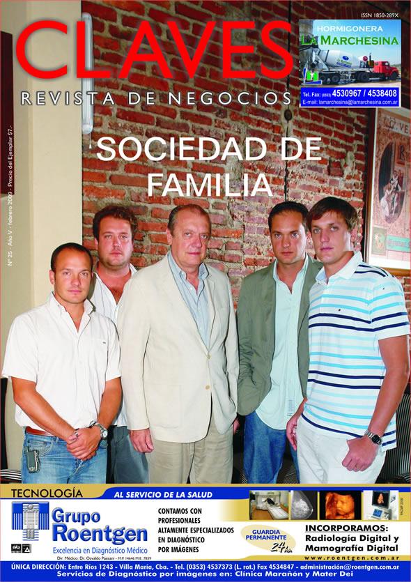 Sociedad de familia