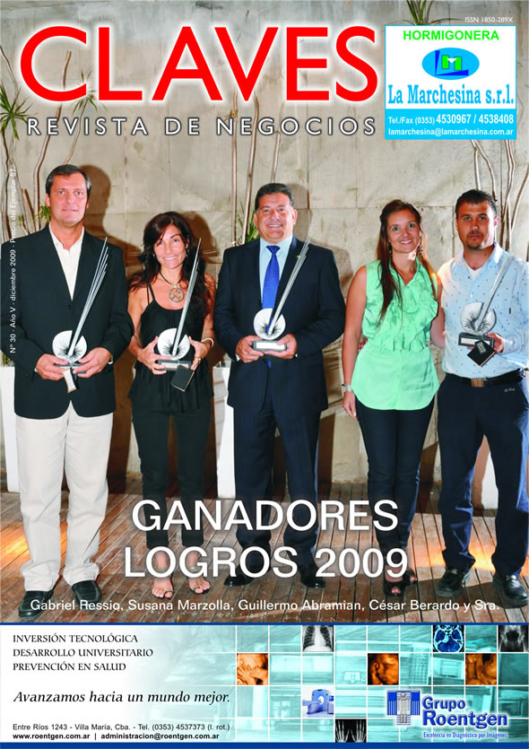 Ganadores logros 2009