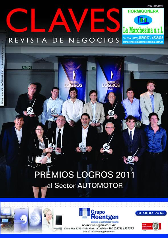 Premios logros 2011 al sector automotor